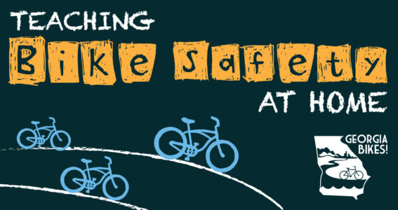 Resources for teaching bike safety at home