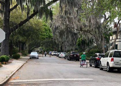 Cycling in coronavirus coverage from around Georgia