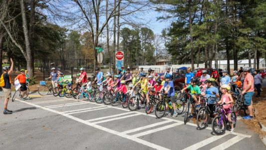 Bike Month Advocacy Organization Profile: Brookhaven Bike Alliance