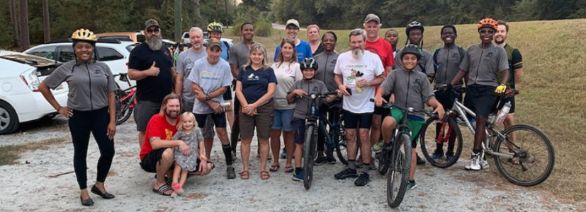Bike Month Advocacy Organization Profile: U Create Macon Bike Team