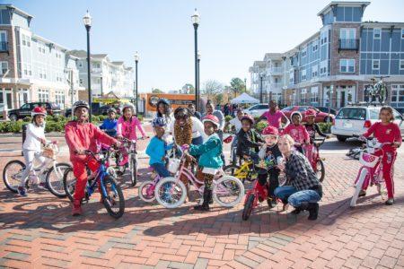 Advocacy organizations around Georgia working to make the season brighter for children through holiday bike programs