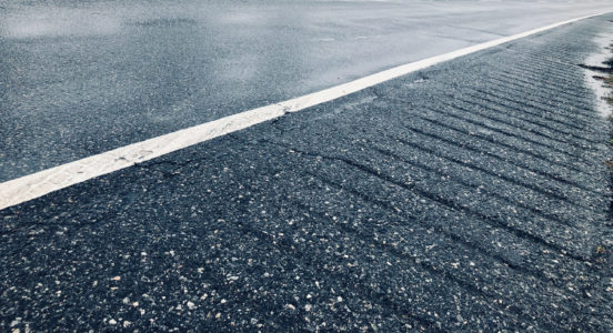 Rumble strips ruining your ride? Use our new form to report them!