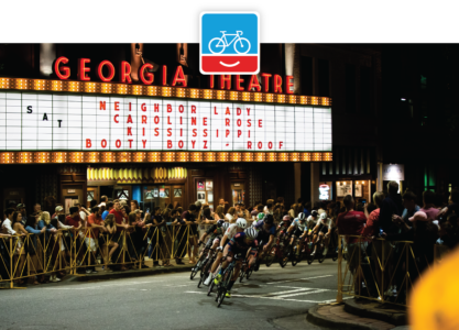 People for Bikes hosting VIP tent at Athens' Twilight Criterium